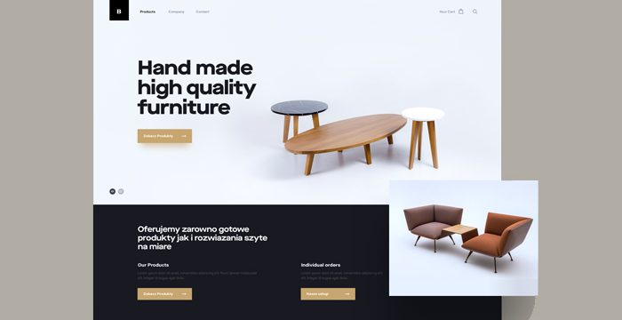 5 Lưu ý khi thiết kế website nội thất chuẩn và đẹp