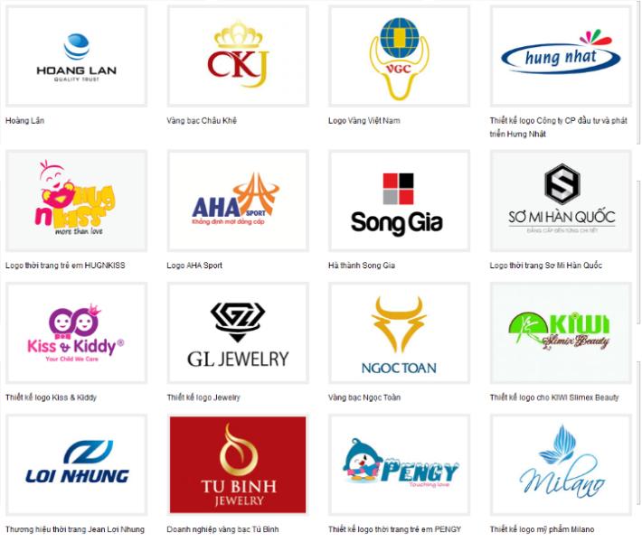 Lý do tại sao bạn chọn Lamtrangweb thiết kế logo cho bạn