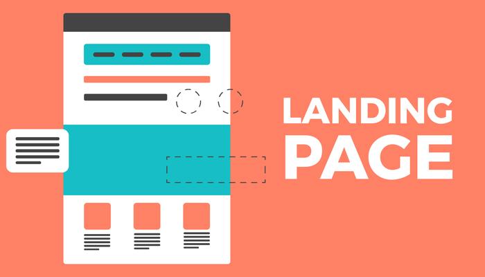 Tại sao nên sử dụng landing page trong chiến dịch tiếp thị số?