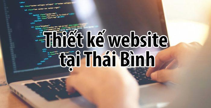 Thiết kế website tại Thái Bình chuyên nghiệp