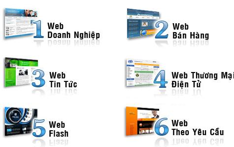 Thiết kế website tại Đan Phượng