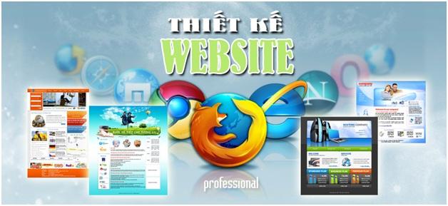Thiết kế website tại Thanh Hóa chuyên nghiệp