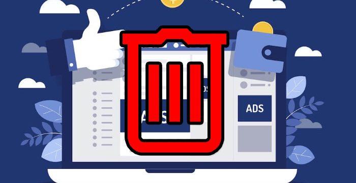 Hướng dẫn xóa chiến dịch quảng cáo Facebook