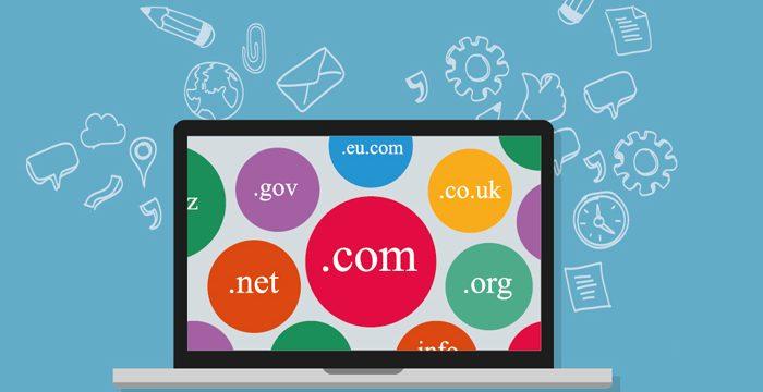 Ý nghĩa của các đuôi tên miền khi thiết kế website