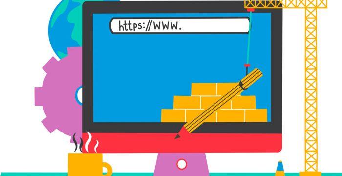 Các loại website phổ biến hiện nay
