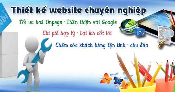 Thiết kế website tại Hải Dương chuyên nghiệp