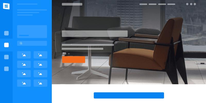 thiết kế website site123